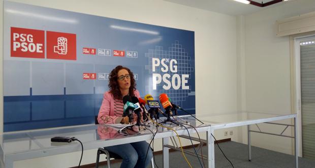 """Photo of Noela Blanco (PSOE): """"A hemodinámica as 24 horas é unha necesidade"""""""