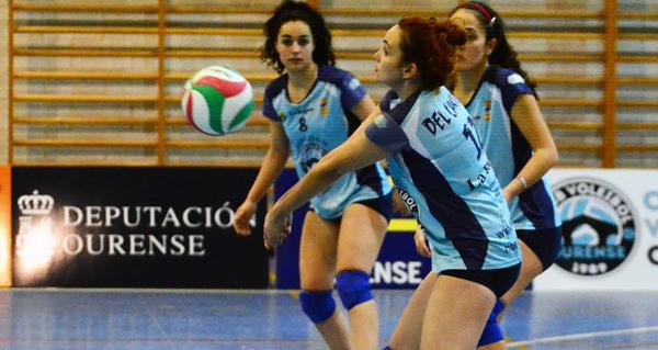 Photo of O equipo sénior do CV Ourense cae 2-3 ante o Fuenlabrada