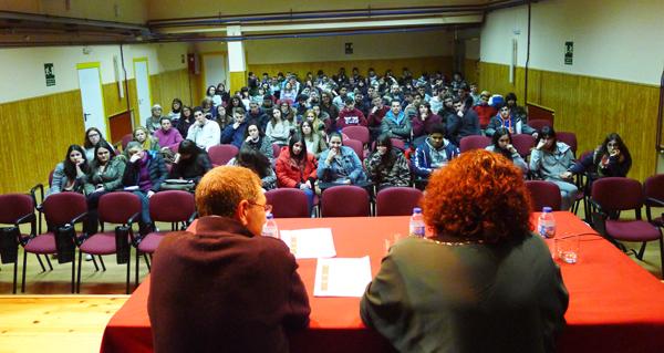 Photo of Arranca a XVI Semana de Xornadas Educación-Empresa no IES Lauro Olmo