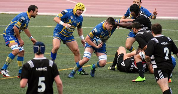Photo of Ourense acollerá, o domingo 25 de febreiro, o España-Portugal de rugby sub-20