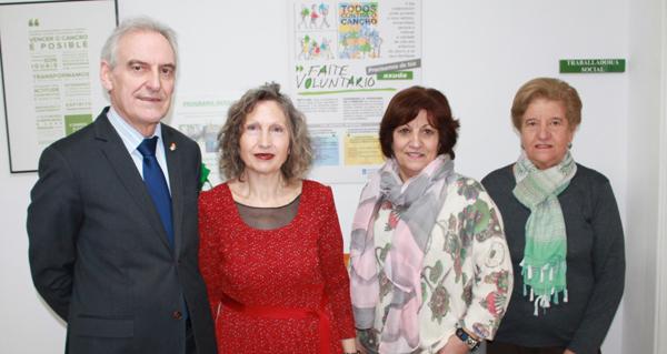 Photo of O subdelegado do Goberno reúnese coa AECC de Ourense