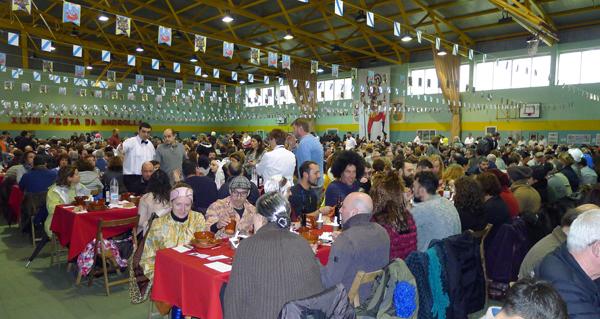 Photo of Multitudinaria XLVIII Festa da Androlla en Viana do Bolo