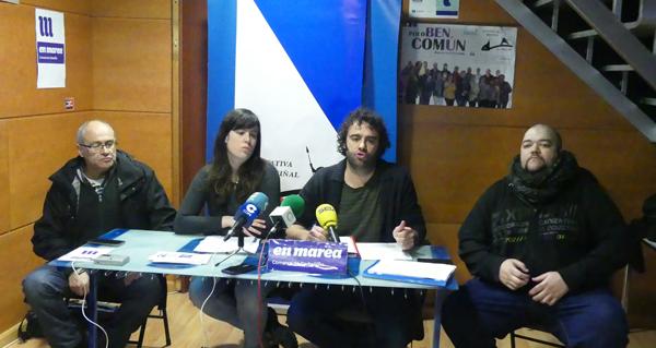 Photo of Davide Rodríguez (En Marea) pide que os parques comarcais galegos de bombeiros sexan públicos