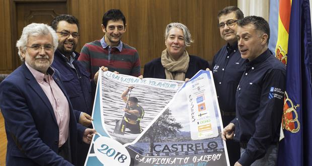 Photo of O Campionato Galego de Piragüismo reunirá en Castrelo de Miño a máis de 500 padexeiros
