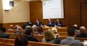A CEO non aportará vogais ao pleno da Cámara de Comercio de Ourense