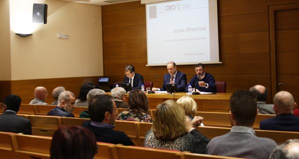 Photo of A CEO non aportará vogais ao pleno da Cámara de Comercio de Ourense