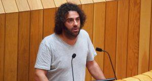 Davide Rodríguez (En Marea) pide no Parlamento galego medidas para compensar as perdas da castaña