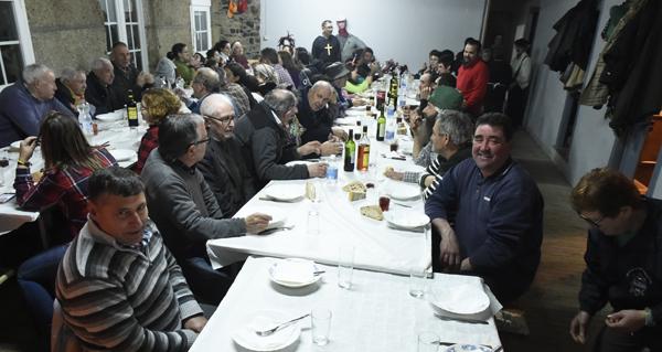 Photo of Cea de Martes de Entrudio en Pentes