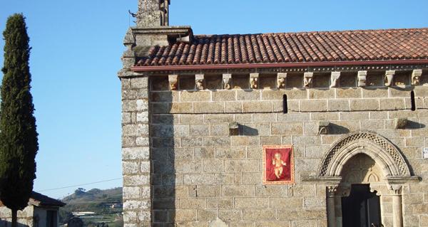 Photo of Xeira do románico ourensán, o día 25 coa Asociación O Sorriso de Daniel