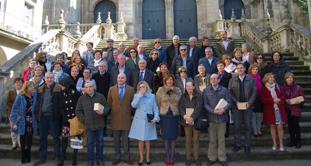 Photo of Un cento xubilados do Sergas de Ourense no 2017 reciben unha homenaxe