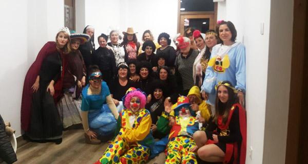 Photo of As mulleres trivesas reúnense para celebrar o Xoves de Comadres