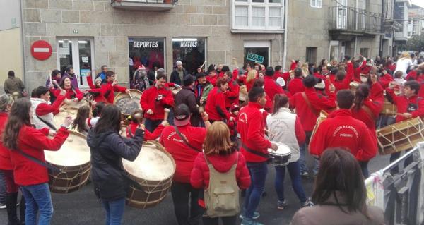 Photo of Trives suspende o desfile do Martes do Entroido a causa da chuvia