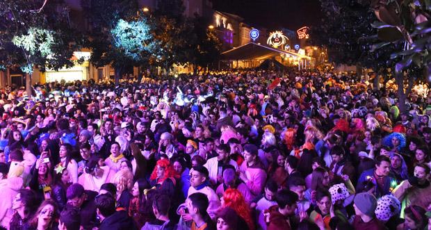 Photo of A noite do Xoves de Comadres de Verín, en imaxes