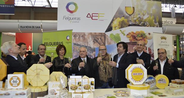 """Photo of Portugal promove en Xantar a súa calidade de """"mellor destino turístico"""""""