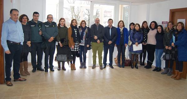 Photo of O CIM da Mancomunidade Conso Frieiras constitúe a mesa de coordinación contra a violencia de xénero