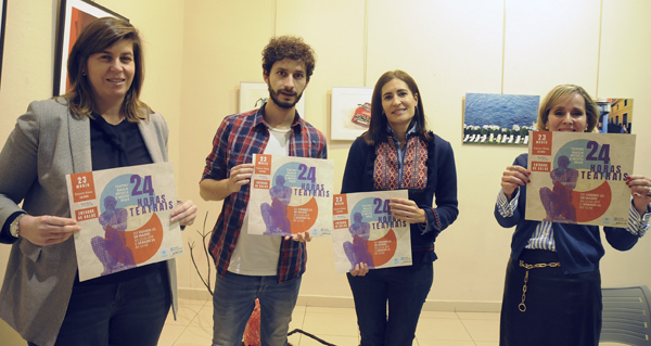 Photo of As 24 horas teatrais e escénicas reunirán a medio cento de novos talentos no Espazo Xove de Ourense
