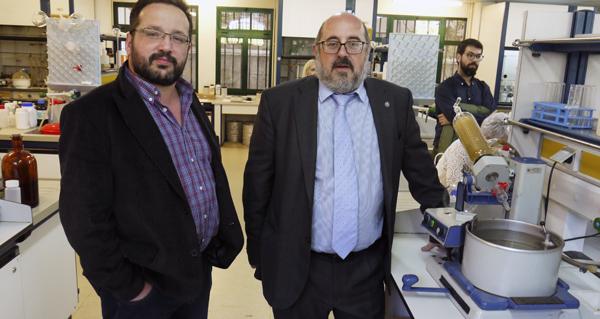 Photo of Os químicos galegos animan aos estudantes de bacharelato de Ourense a participar na XXXV Olimpíada