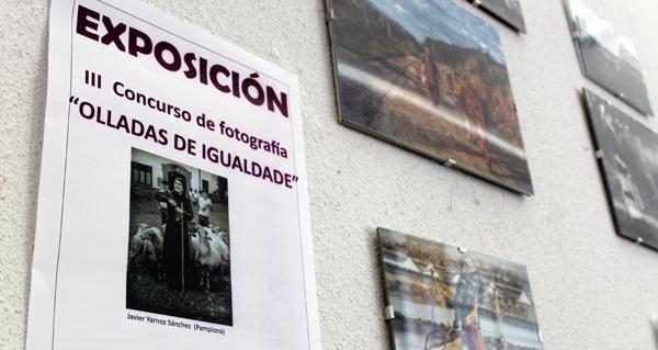 """Photo of """"Olladas de igualdade"""", na Casa da Cultura da Rúa"""