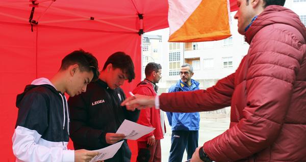 Photo of O Barco acolle o campionato provincial de orientación en idade escolar