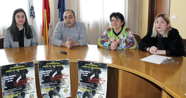 Photo of O Memorial Anxo De Sousa Pérez da Rúa, recadará fondos para a Fundación Andrea
