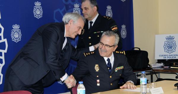 Photo of Juan Carlos Blázquez Fernández toma posesión como comisario xefe provincial do CNP