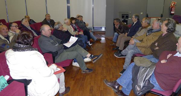 Photo of Pensionistas valdeorreses reúnense no Barco, na asemblea aberta previa á concetración do sábado
