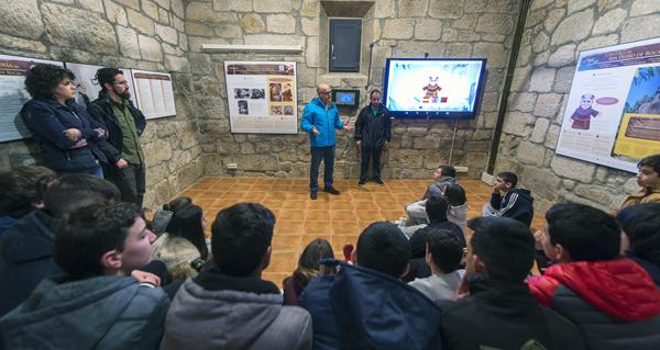 """Photo of Tres institutos de Valdeorras están incluídos do programa """"Coñece Ourense"""""""