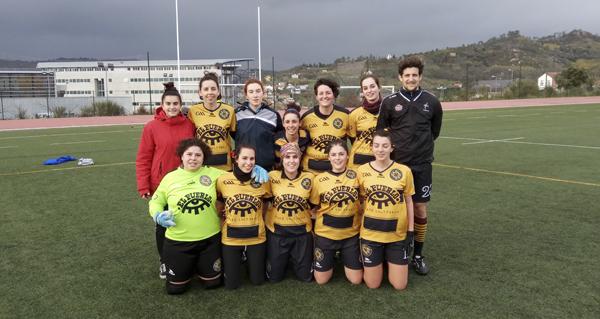 Photo of Os equipos do Auriense FG caen en Ourense contra Fill@s de Breográn