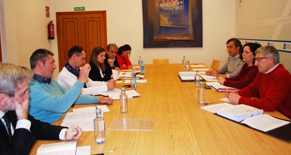 Photo of Medio Rural reúnese cos consellos reguladores para abordar as axudas á reconversión do viñedo
