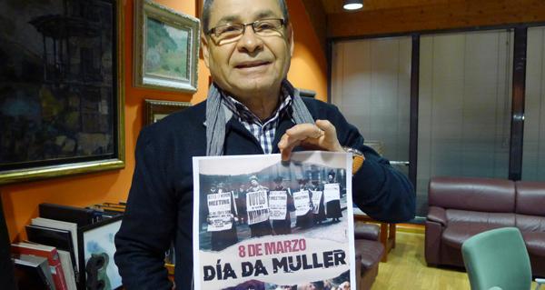 Photo of Concentracións, cine e teatro polo Día da Muller no Barco