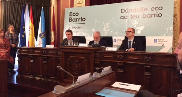 Photo of Preséntase o Ecobarrio de Ourense, o primeiro de Galicia