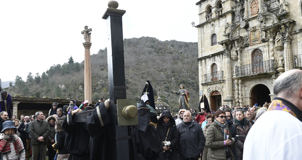 Photo of Via Crucis de Venres Santo nas Ermitas (O Bolo)