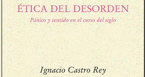 """Photo of A través dun coloquio presentarase en Barcelona o libro """"Ética del desorden"""""""