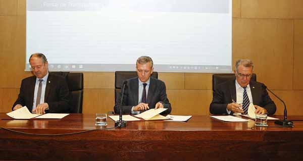 Photo of Fegamp, Xunta e Universidade de Vigo únense para pór en marcha o portal de transparencia dos concellos galegos