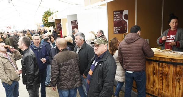 Photo of A XXXVI Feira do Viño de Quiroga abre as súas portas