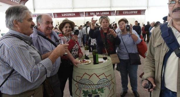 Photo of A Feira do Viño de Amandi reunirá en Sober a 23 adegas