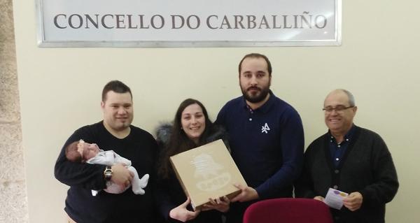 """Photo of O Carballiño adhírese ao programa """"Apego"""" para promover o uso do galego no ámbito familiar"""