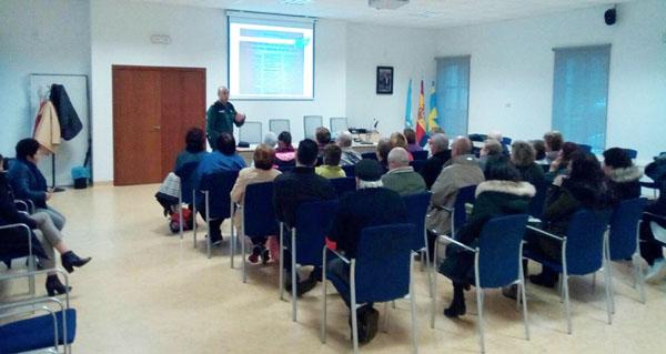 Photo of A Garda Civil de Ourense asesora á poboación do rural para mellorar a seguridade