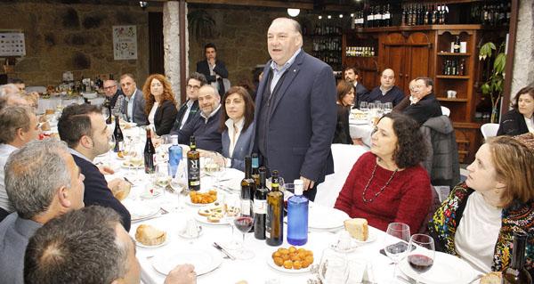 Photo of A IXP Castaña de Galicia, anfitrioa no xantar de confraternidade dos consellos reguladores galegos