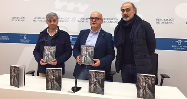 "Photo of ""Agua, Dioses y Ciudad"", cinco anos de escavacións arqueolóxicas nas Burgas"