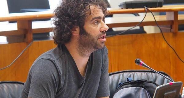 Photo of O parlamentario de En Marea Davide Rodríguez pide a mellora da N-540 entre Lugo e Ourense
