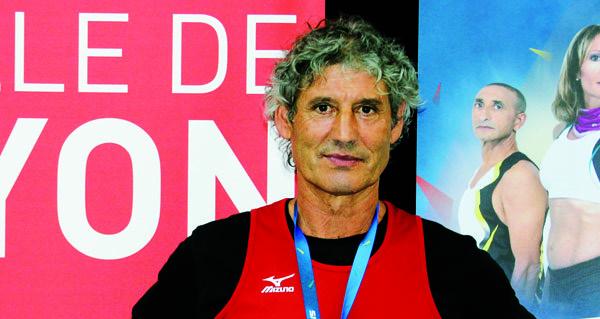Photo of O vilamartinés Luis Nogueira, campión de Europa máster e récord en xavelina