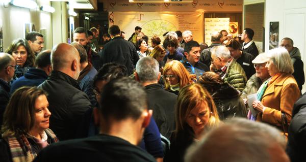 Photo of O Túnel do Viño da D.O. Monterrei na Coruña reúne a máis de 200 persoas
