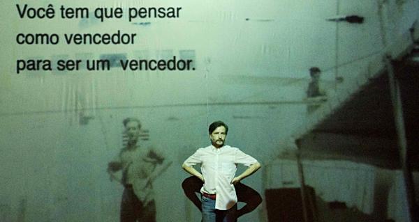 """Photo of """"Salvador"""", o novo proxecto escénico de Borja Fernández, no Barco"""