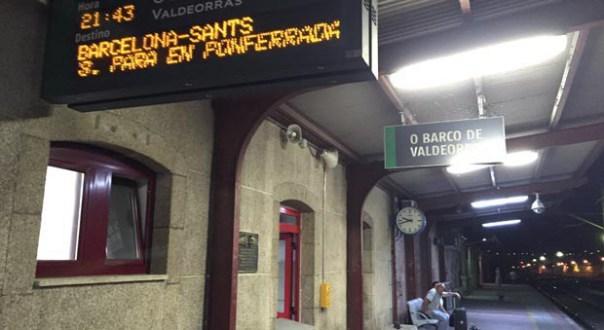 Photo of Reunión de alto nivel para clarificar as posicións sobre o corredor ferroviario do Atlántico, no Barco