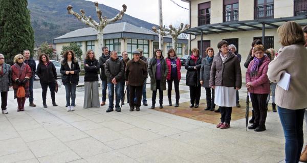 Photo of Acto en Vilamartín polo Día da Muller