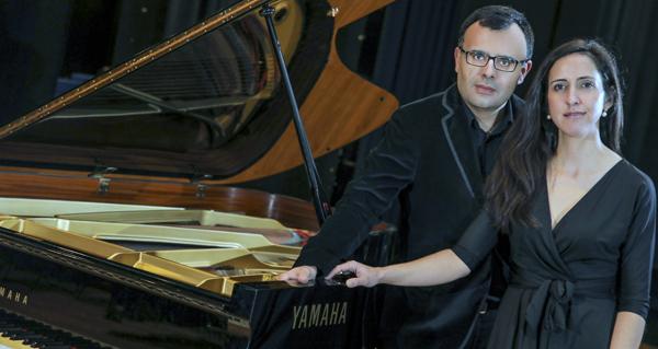 Photo of Concerto de piano a catro mans, este sábado en Sober