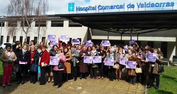 Photo of Preto dun cento de mulleres rurais reúnense no Barco
