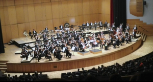 I encontro das Orquestras Sinfónicas e Coros dos Conservatorios Superiores de Música de Galicia, en Ourense