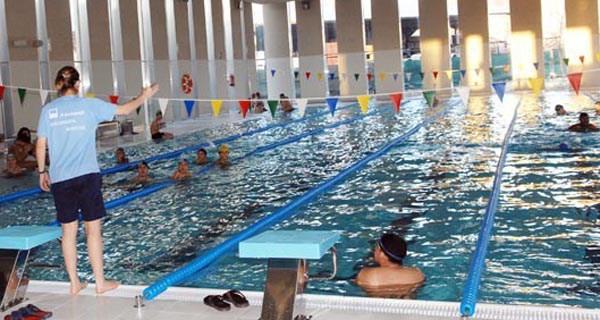 Photo of O provincial escolar de natación celébrase mañá no Barco de Valdeorras